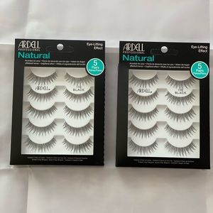 2 ARDELL Professional Natural Faux EyeLashes